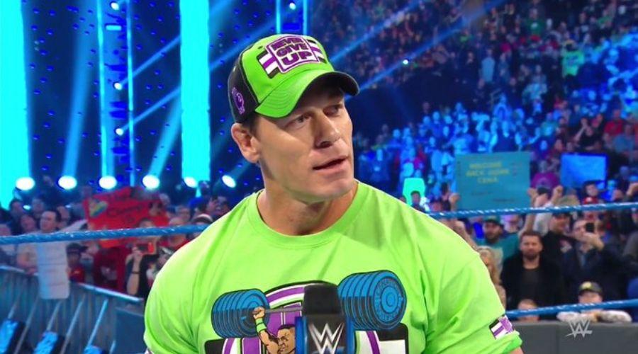 John Cena regresaría en esta fecha WWE público en vivo