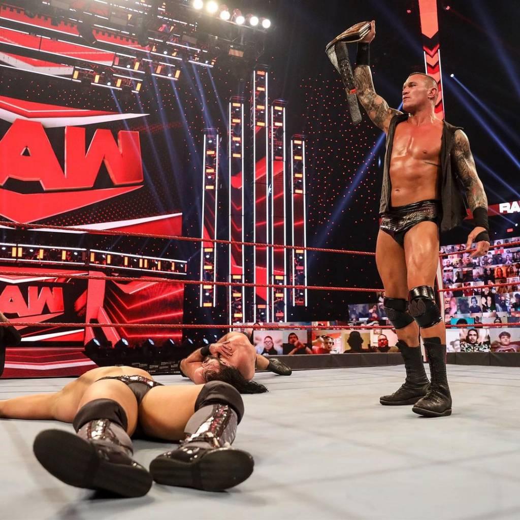 Comentarista AEW Randy Orton mejor luchador mundo