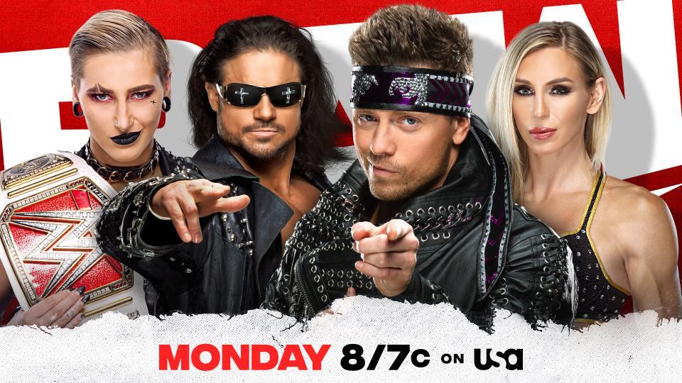 WWE Previa Raw del 31 de mayo 2021