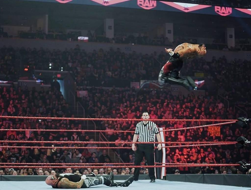 Ricochet palabras Io Shirai Turn heel WWE 2021