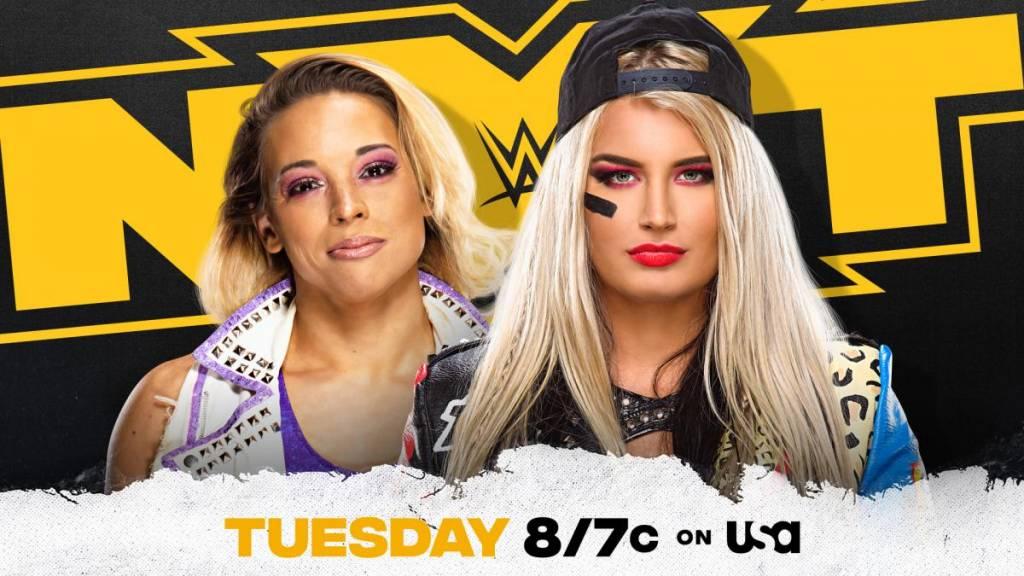 Previa WWE NXT 18 mayo 2021