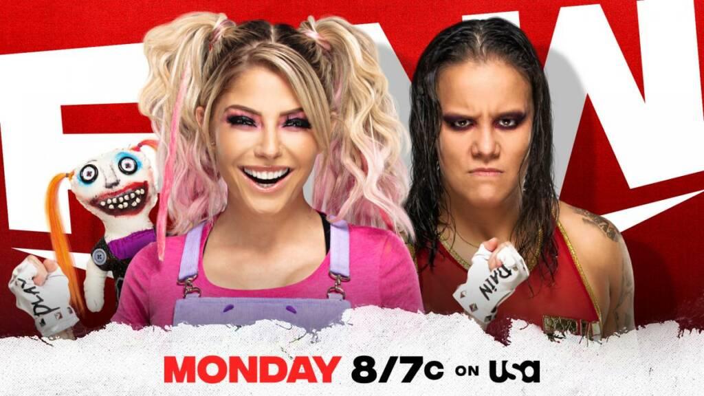 WWE previa Raw del 07 de junio de 2021