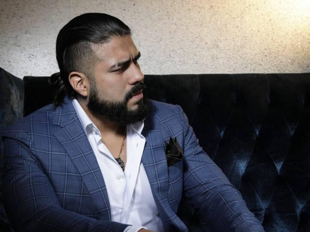 Andrade no tiene control creativo All Elite 2021
