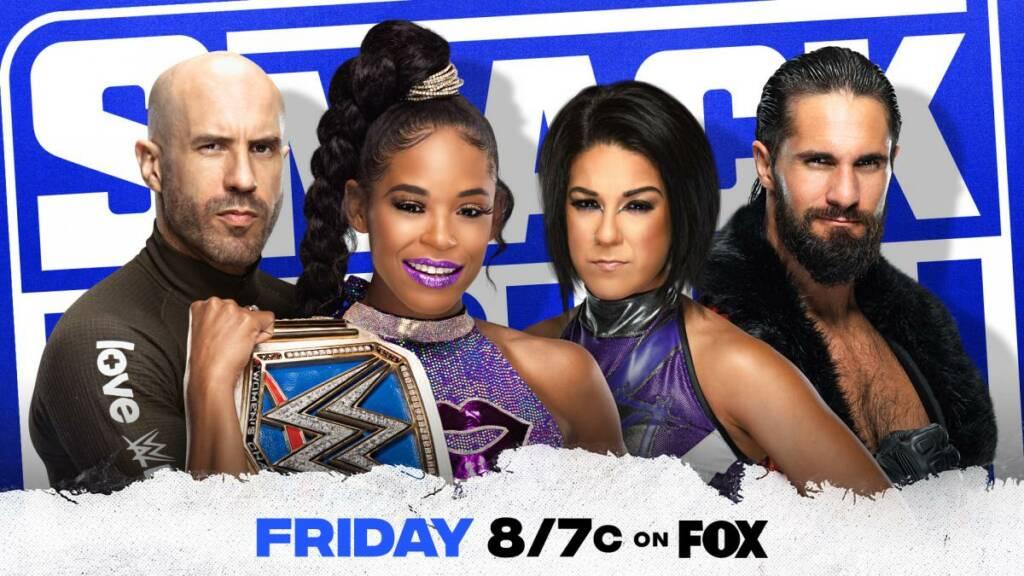 Resultados WWE SmackDown 25 junio 2021