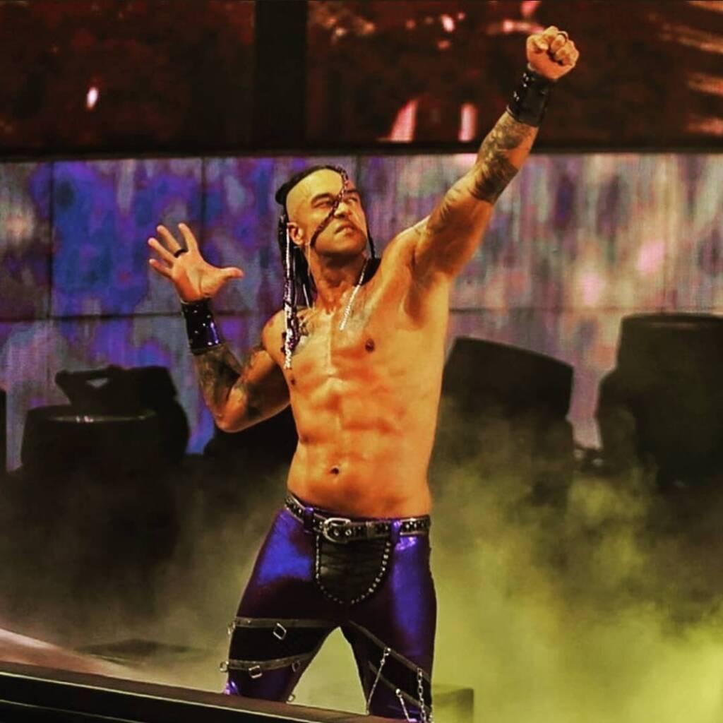 Damian Priest estaría lesionado WWE