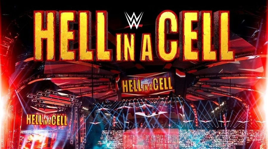 Cuándo es WWE Hell in a Cell 2021