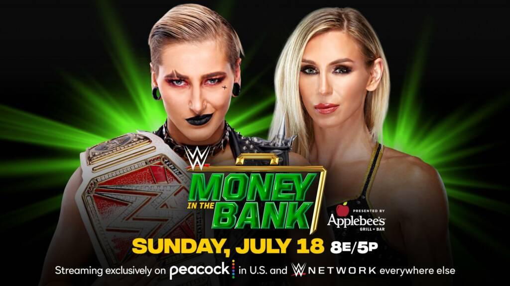 Money in the Bank 2021 Rhea vs Charlotte