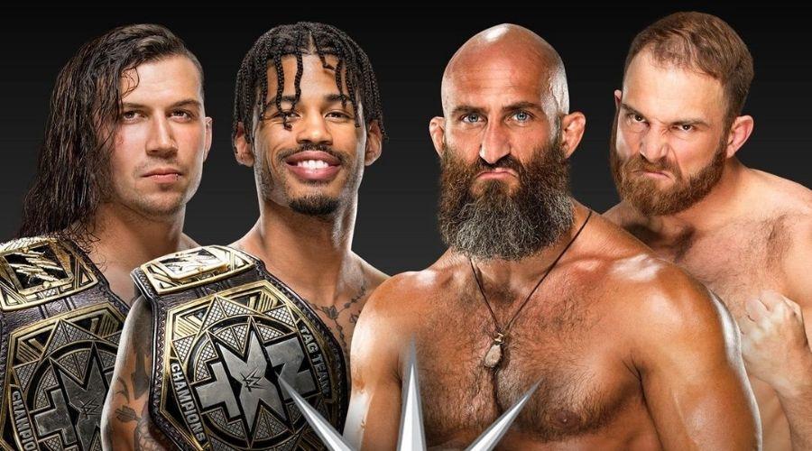 Previa NXT 29 JUNIO 2021 wwe