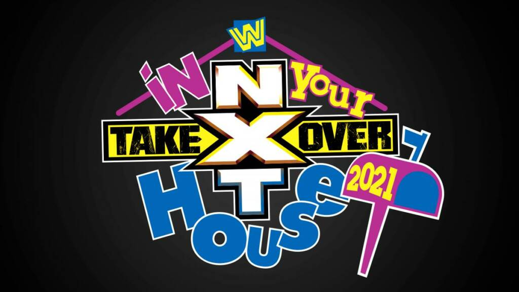 NXT TakeOver: In Your House 2021 horarios