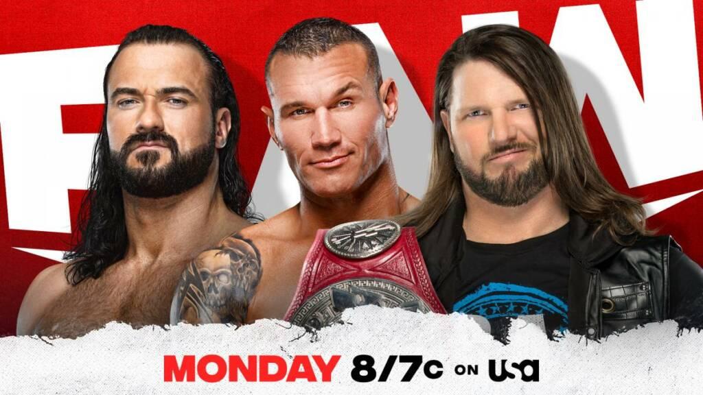 previa 28 de junio de 2021 WWE Raw