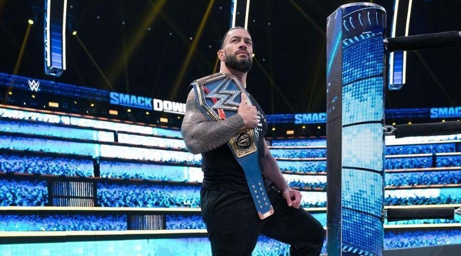 Roman Reigns exigencia WWE evento