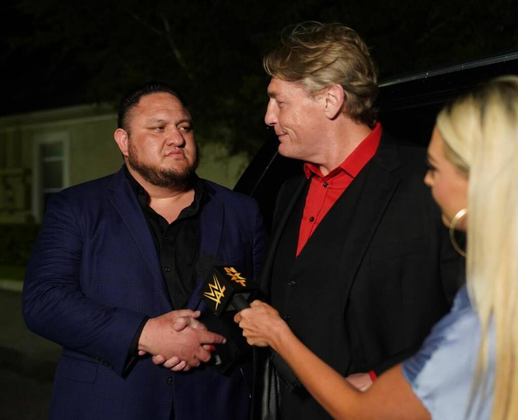Samoa Joe regresa a NXT nuevo rol