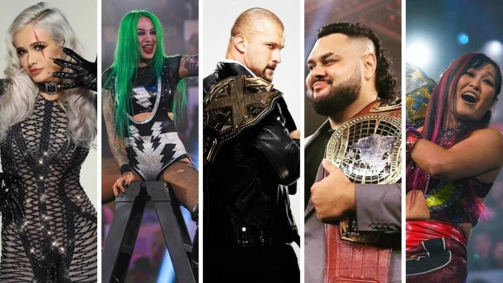 Luchadores podrían ascender roster principal WWE desde NXT