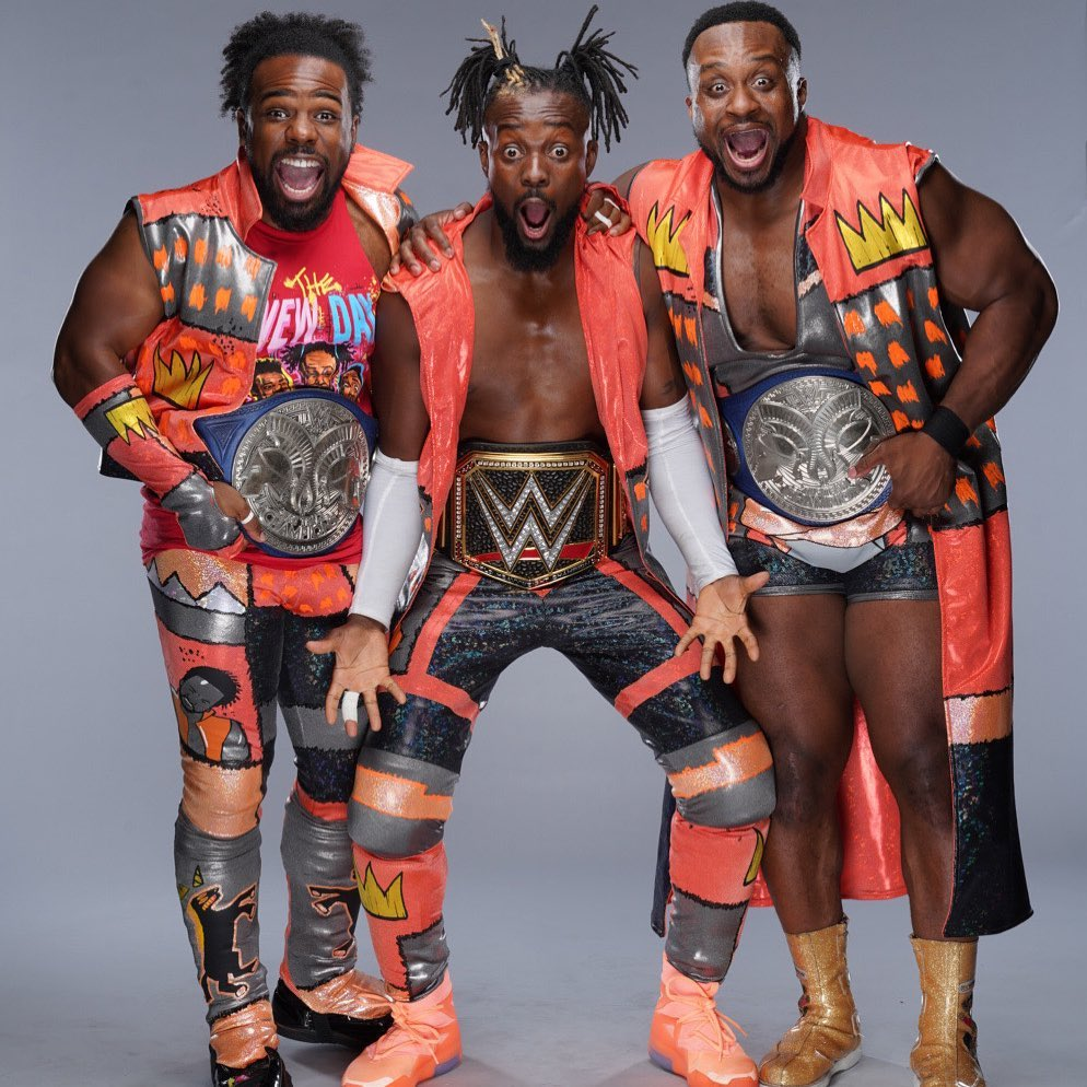 The New Day Mejores tag teams WWE