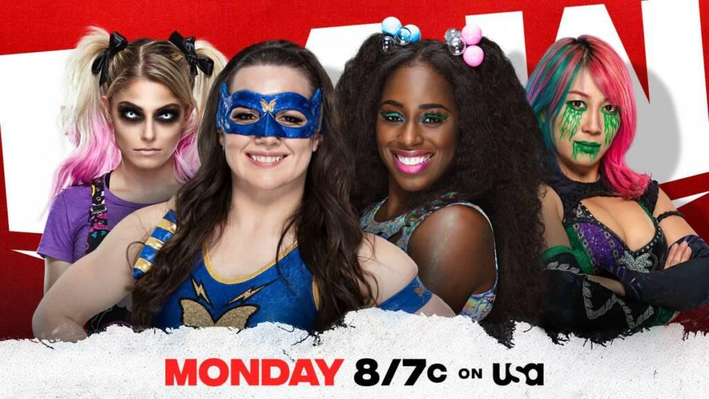horarios Previa Raw 12 julio 2021