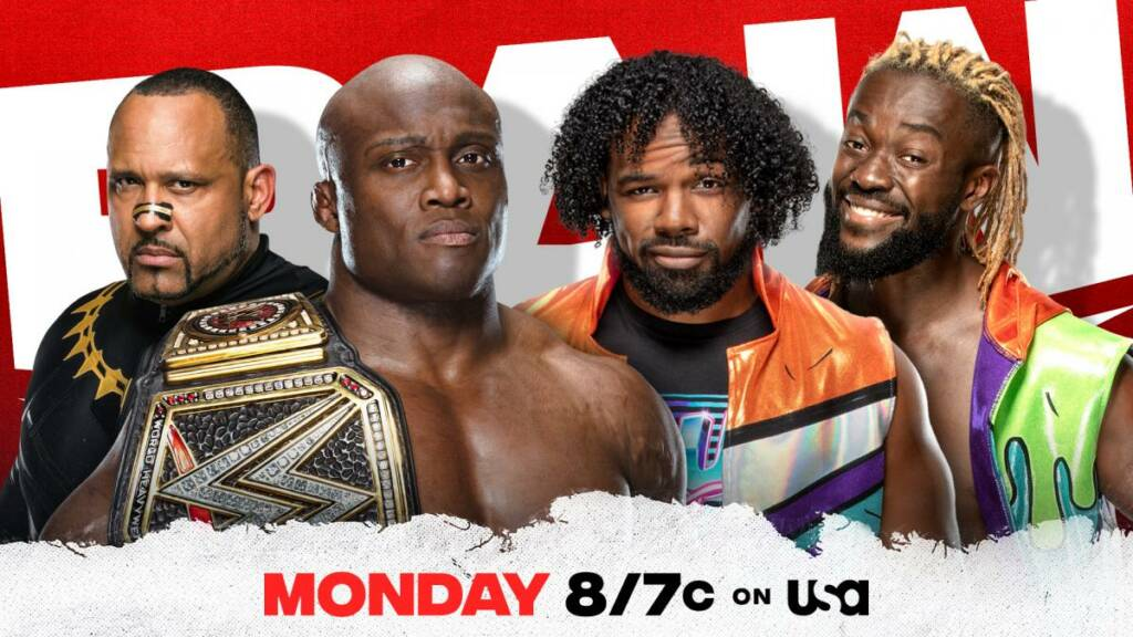 Previa WWE Raw 05 julio 2021