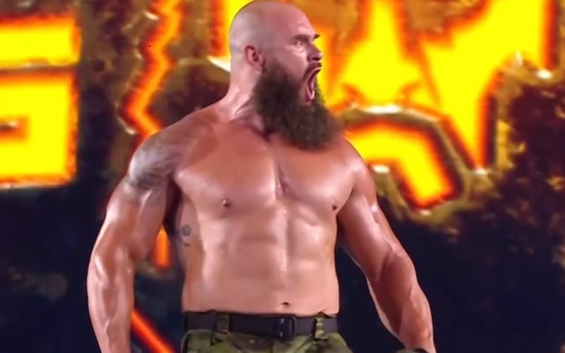 regresar WWE pronto Braun Strowman