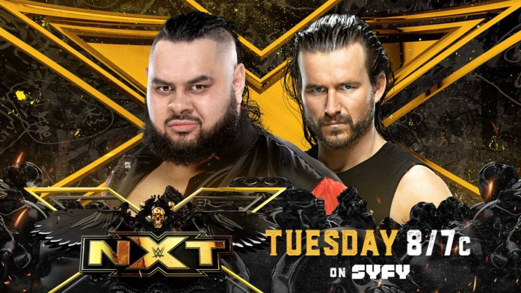Samoa Joe NXT 27 julio 2021 resultados