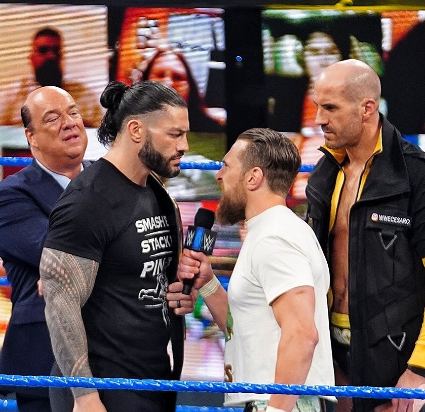 Daniel Bryan estado actual WWE 2021