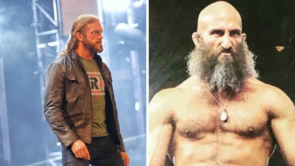WWE Tommaso Ciampa vs Edge BETH Phoenix