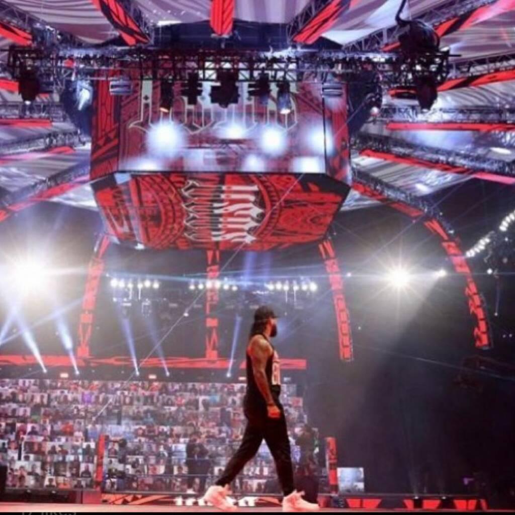 WWE decisión Jimmy Uso 2021