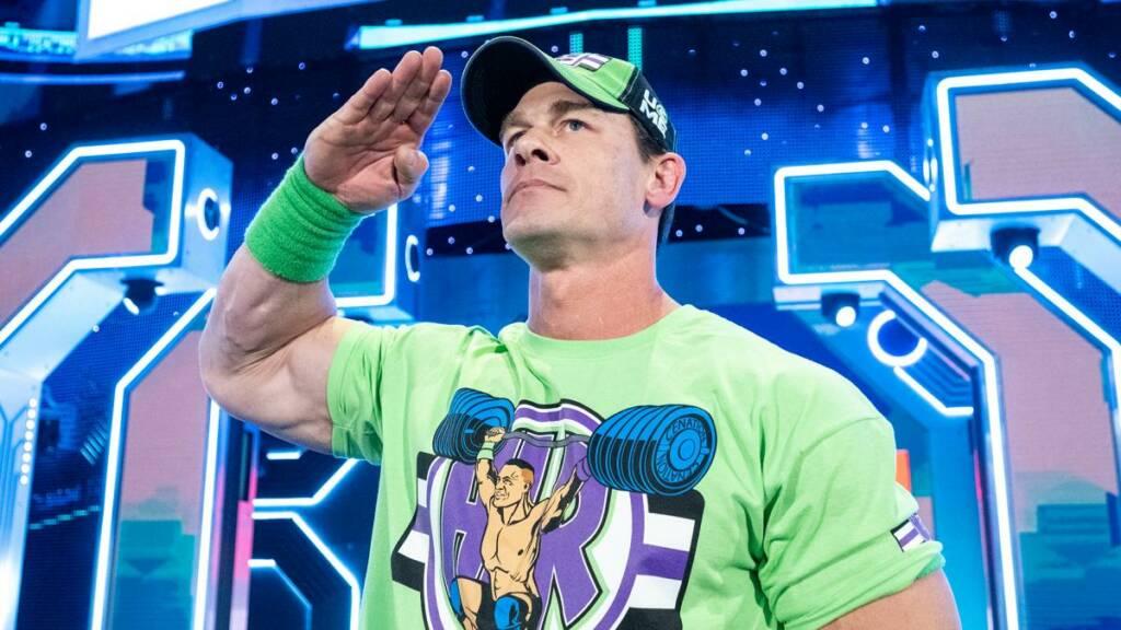 John Cena Previa SmackDown 23 de julio de 2021