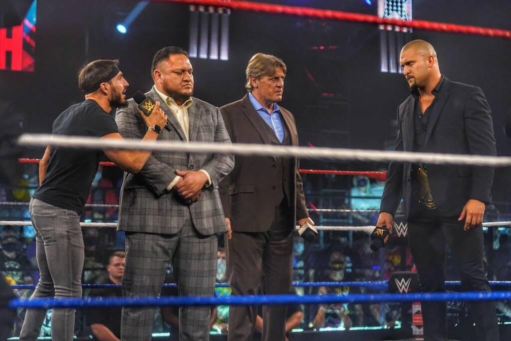 Resultados NXT Great American Bash 2021