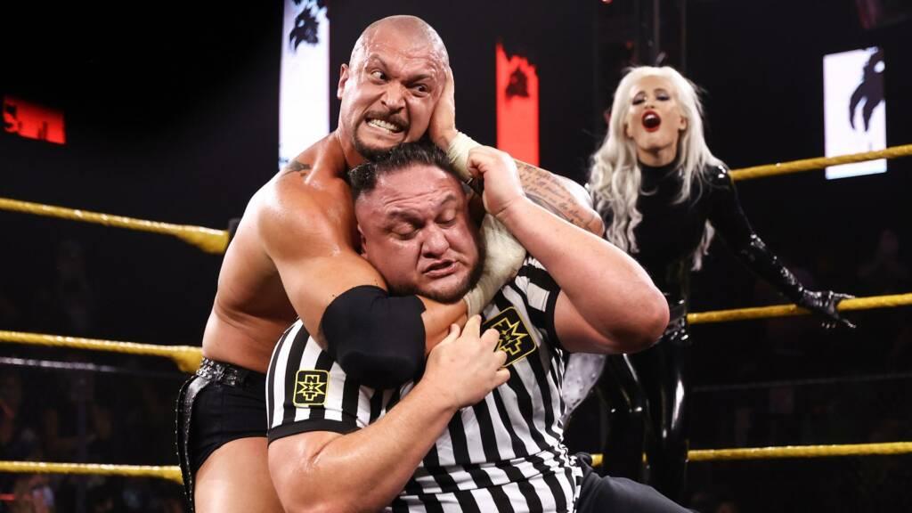 NXT Previa 20 de julio de 2021