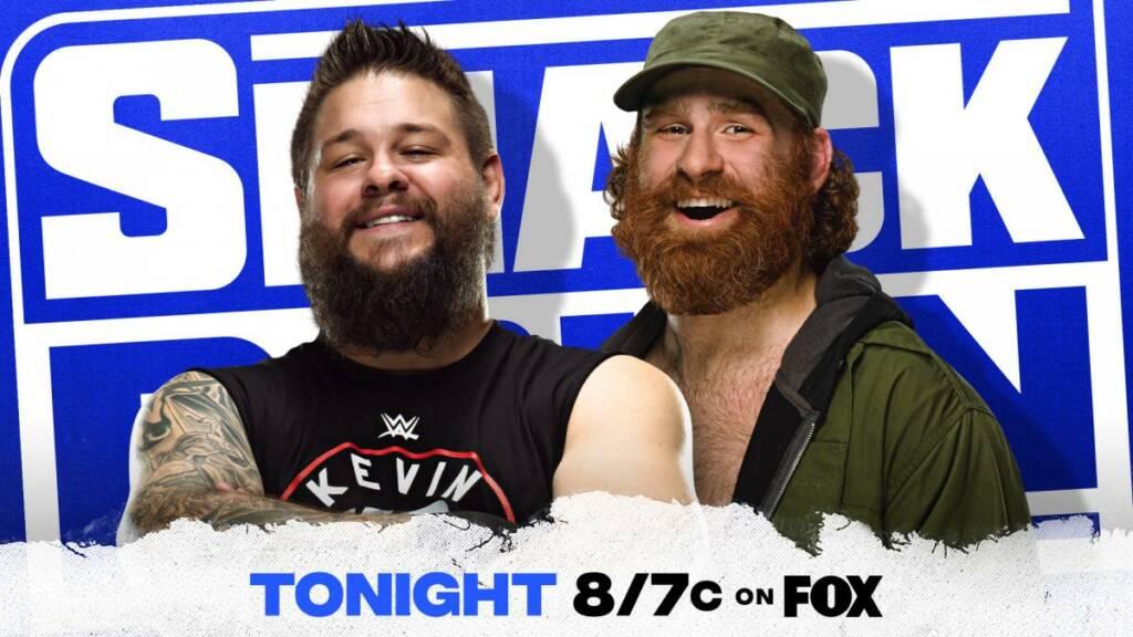 Resultados SmackDown del 02 de julio de 2021