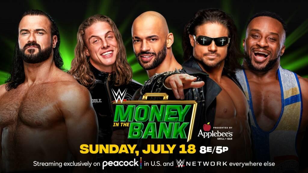 Ricochet Brock Lesnar Money in the Bank 2021 intervención