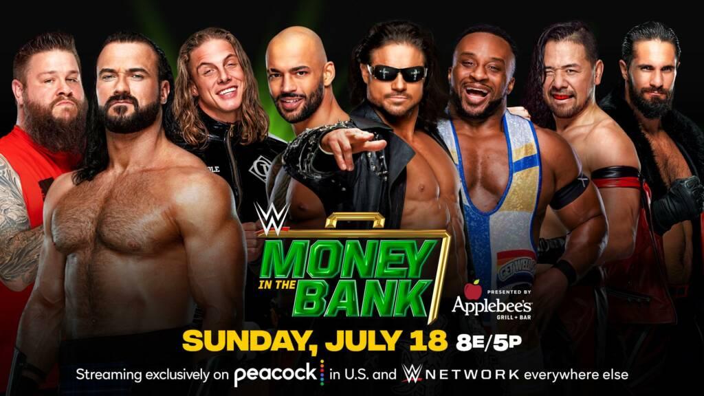 EN VIVO 2021 WWE Money in the Bank