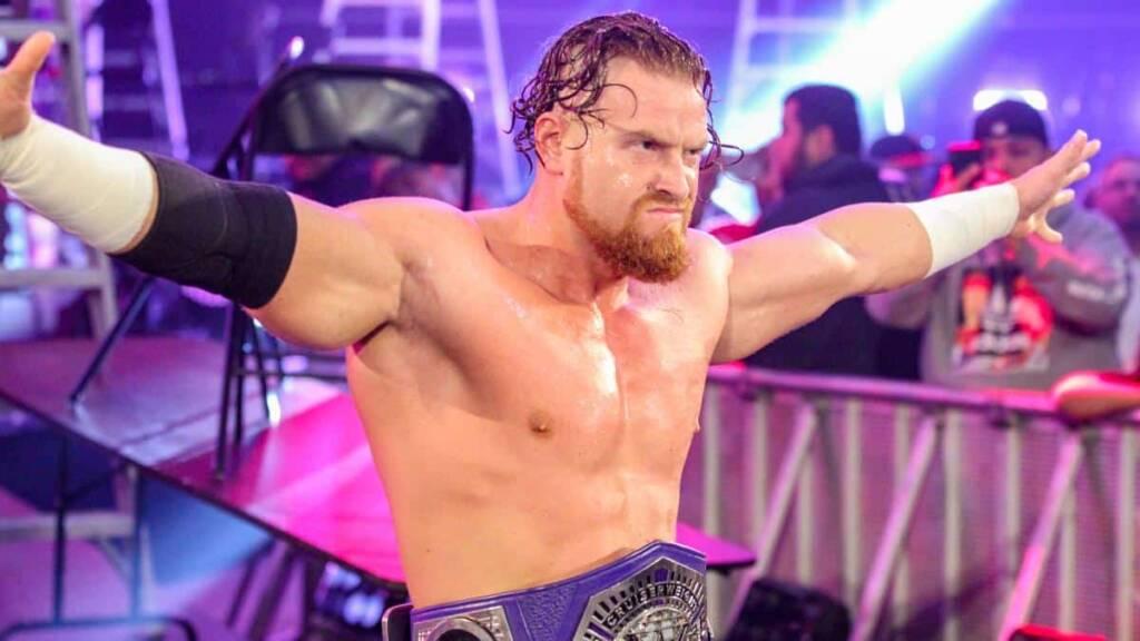 Murphy Excampeón crucero WWE AEW contratar
