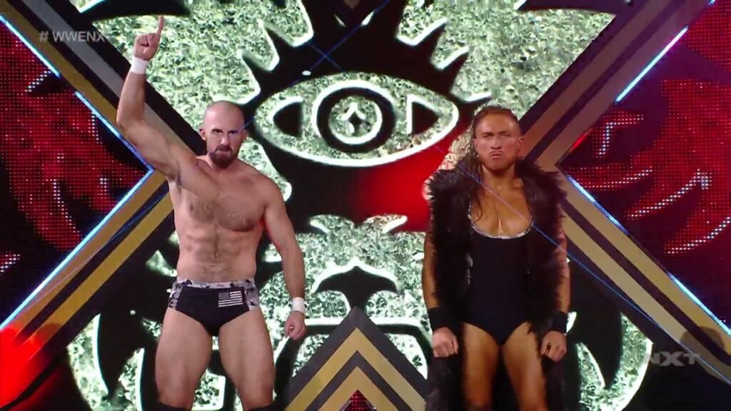 NXT Lorcan y Pete Dunne vencen a Ciampa y Thatcher