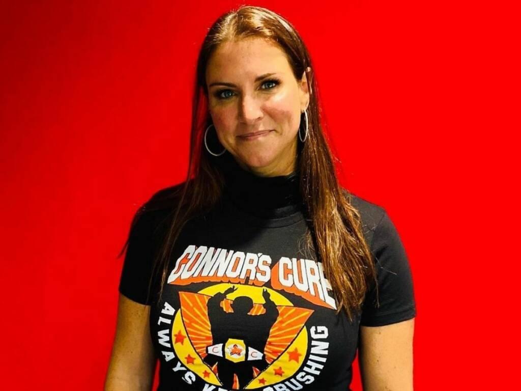 Stephanie McMahon mensaje SmackDown público en vivo