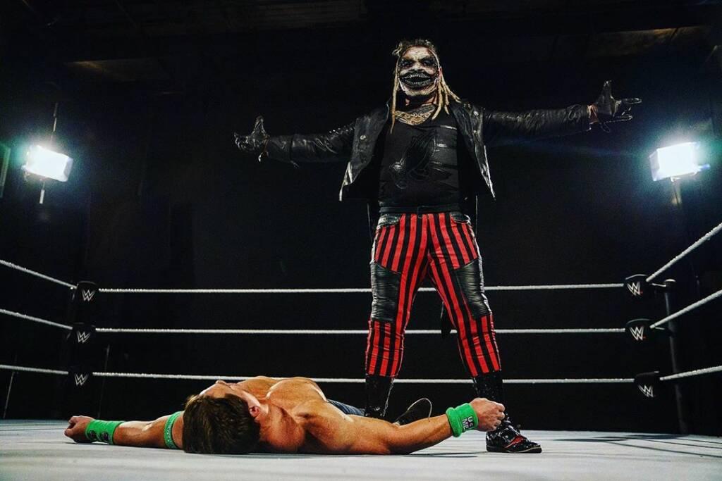 Bray Wyatt despedido WWE The Fiend