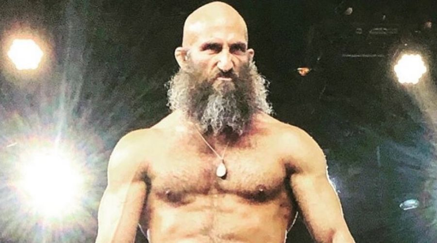 Ciampa mejor Karrion Kross NXT