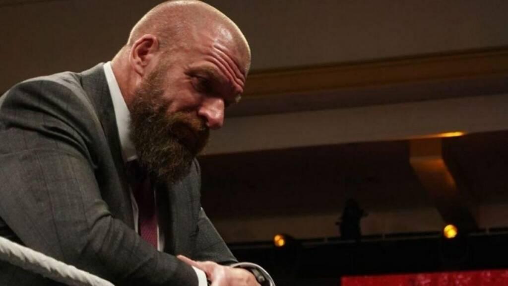 no logro NXT Triple H territorio desarrollo