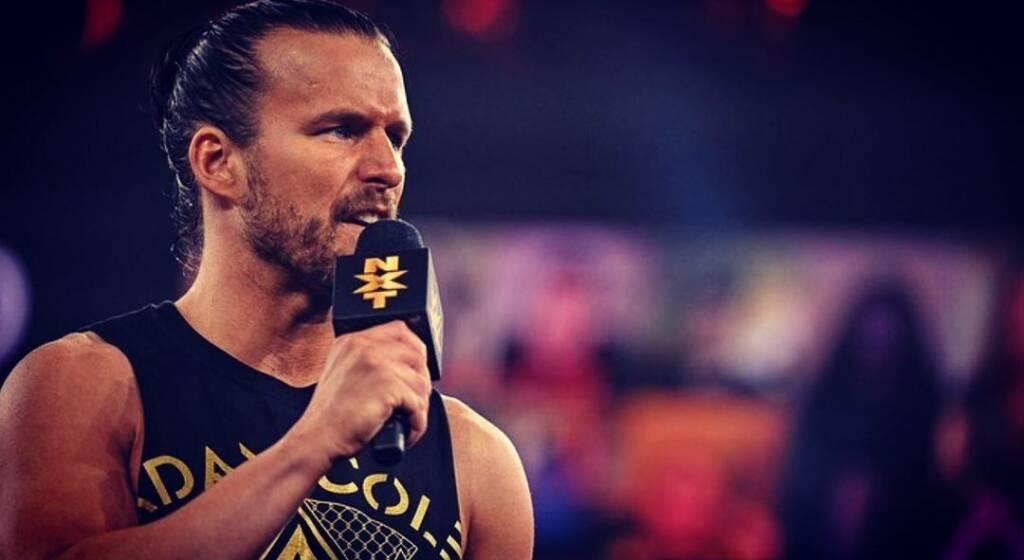 Adam Cole SmackDown 06 agosto 2021