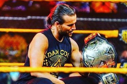 Próximo Adam Cole WWE Vince McMahon