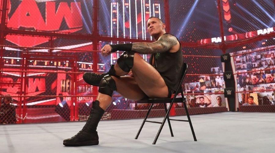 Randy Orton curioso dato AEW