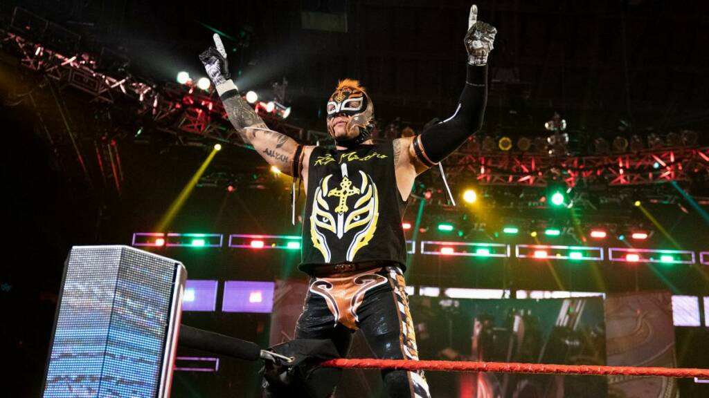 Rey Mysterio objetivo cumplido WWE