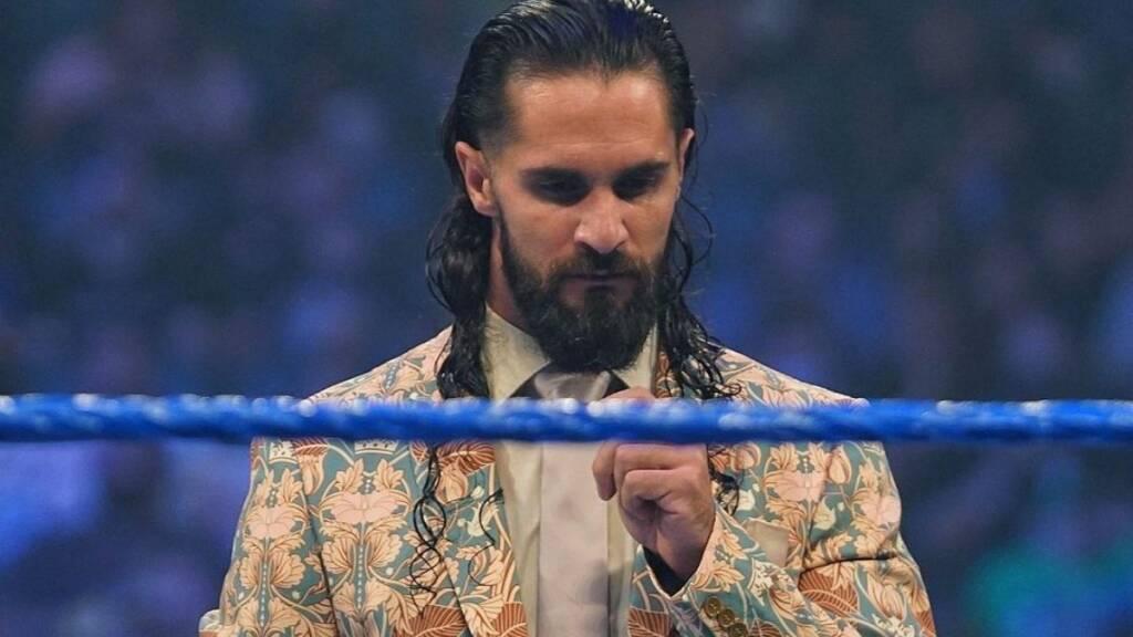 Seth Rollins advertencia Edge SummerSlam 2021 SmackDown