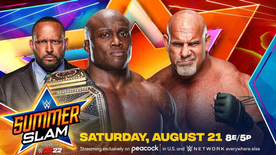 SummerSlam 2021 WWE cambiar planes radicalmente