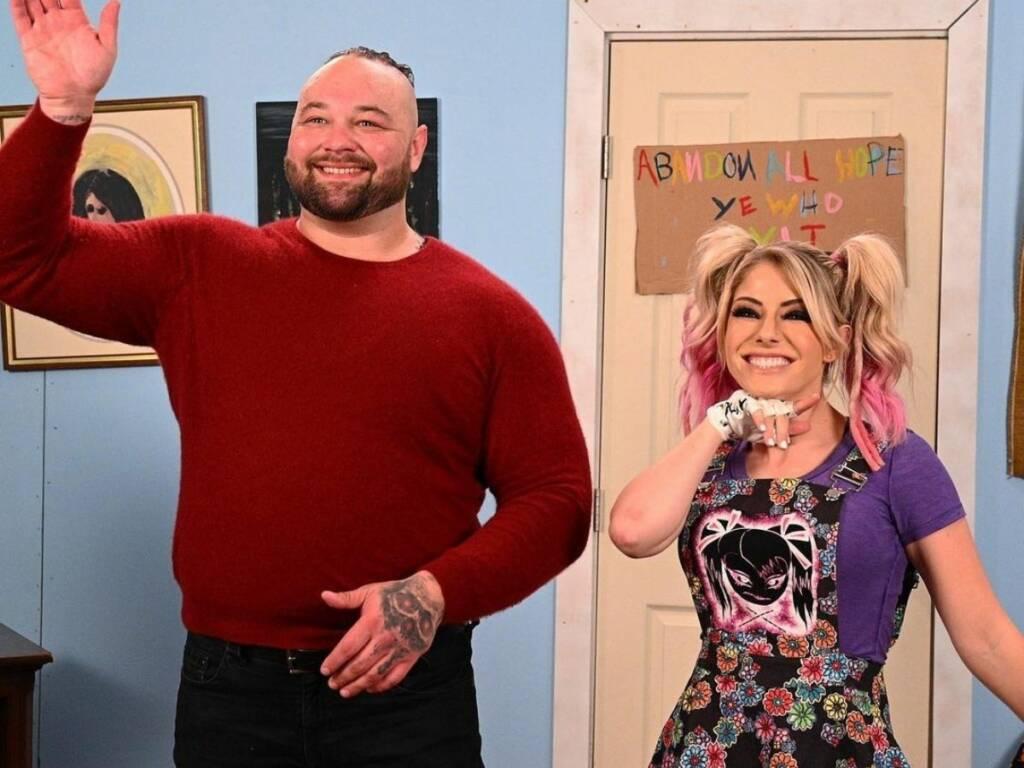 Enojo Bray Wyatt WWE ir AEW