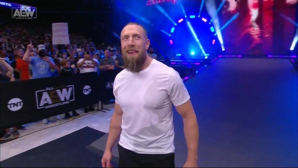 Luchadores dejado WWE para ir AEW 2021 lista