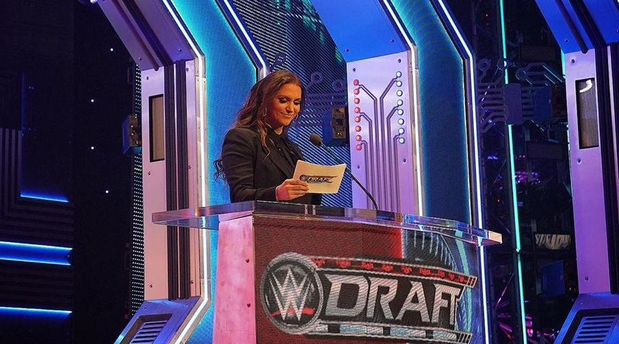 NXT Draft 2021 junto a Raw y SmackDown