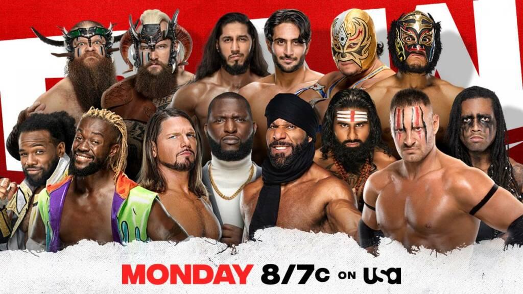 previa 04 septiembre 2021 WWE Raw
