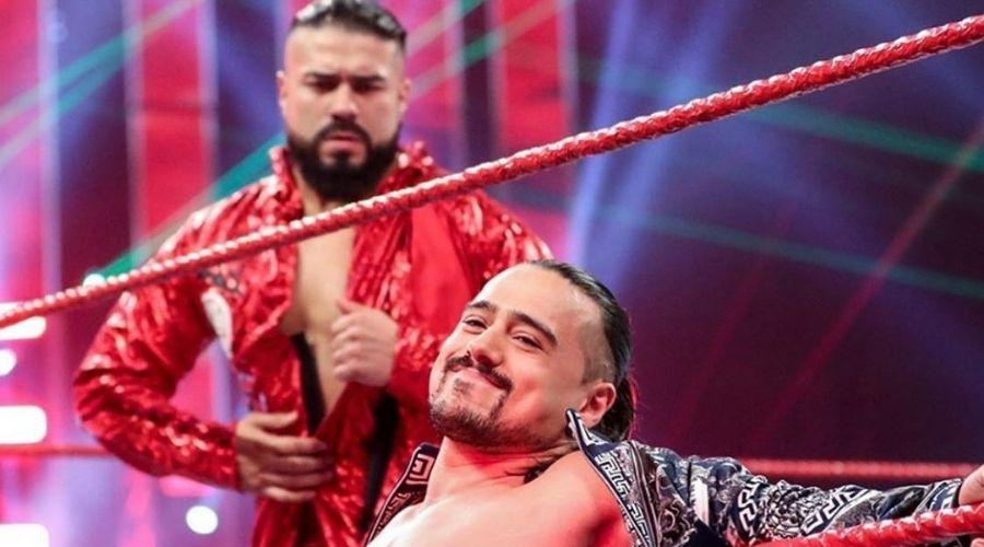 poco éxito latinos WWE Rey Mysterio revela posible causa