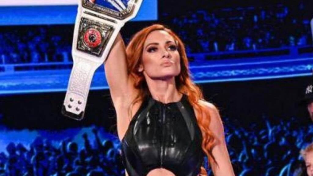 Becky Lynch cómo se sintió fuera WWE