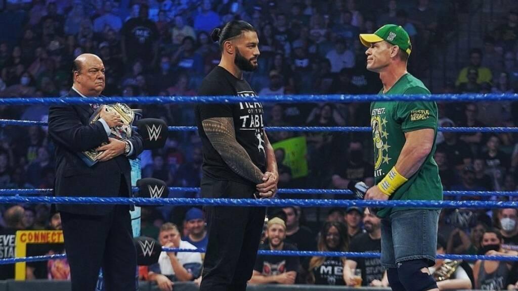 hace historia WWE 2021 Roman Reigns